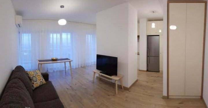 RENTED!!! 2 Rooms Apartment Floreasca Belvedere Residences for rent