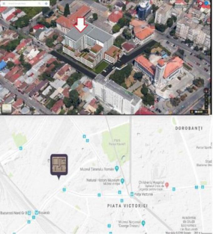 RENTED!!!De inchriat 3 camere   Icon Residence   Victoriei   Titulescu   Banu Manta