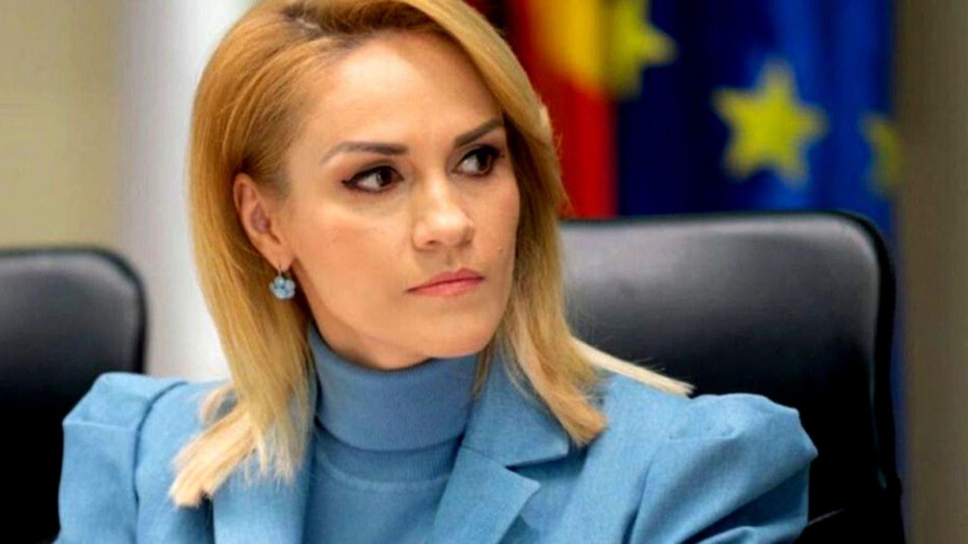 Primaria Municipiului Bucuresti anunță că are conturile blocate. Gabriela Firea: Suma datorată lui Costică Constanda reprezintă 20% din bugetul anual