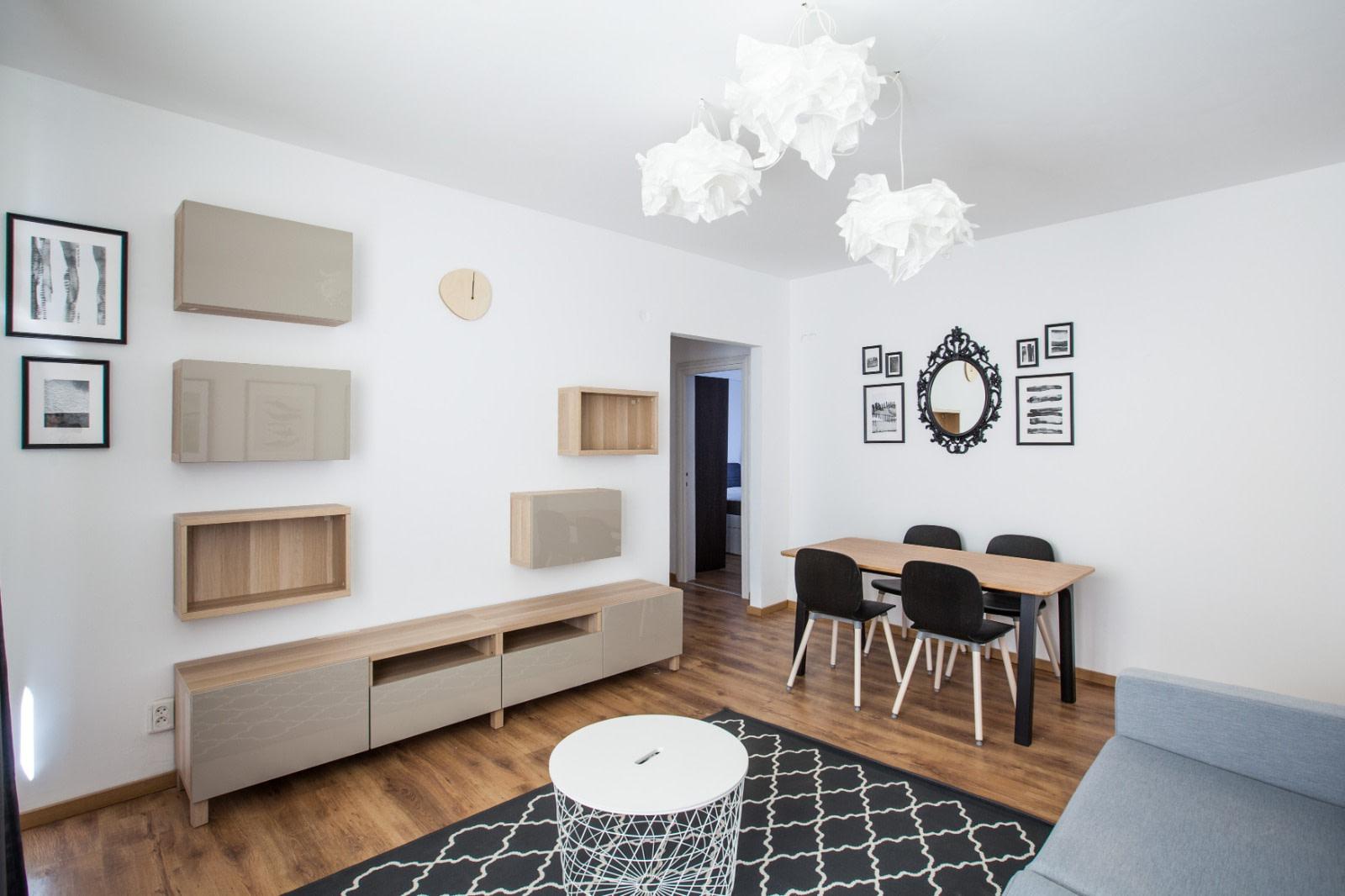 3 Camere | Cismigiu | Kogalniceanu | Schitu Magureanu