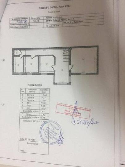 Vila interbelica Eminescu Mosilor, Sector 2