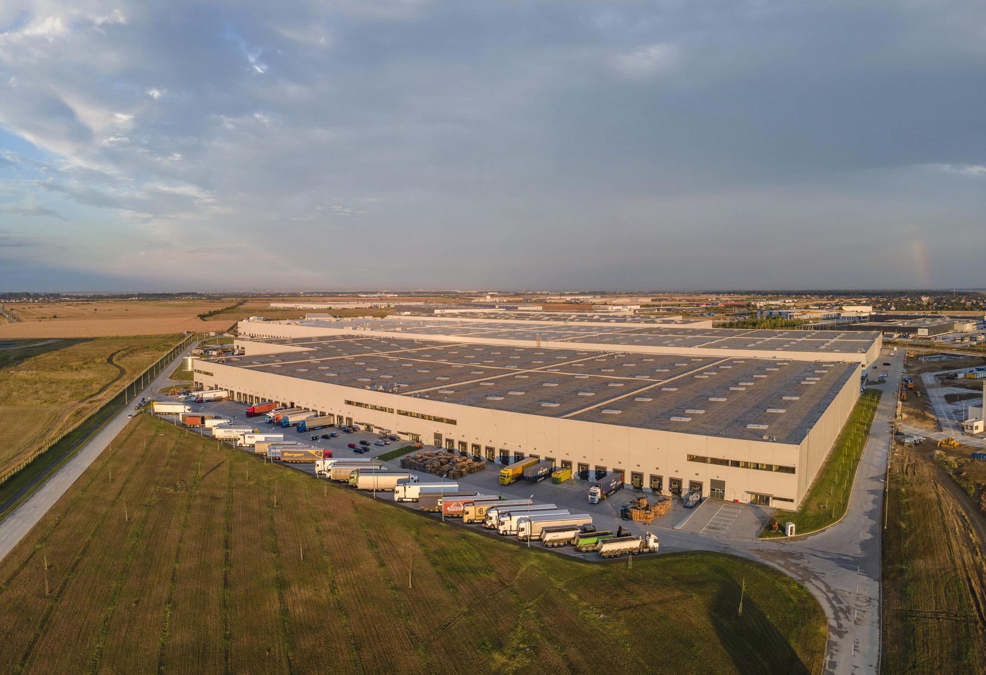 Dezvoltatorul de spatii logistice CTP va finaliza in acest an constructia noului centru de distributie al IKEA pentru Europa de Sud-Est, langa Bucuresti