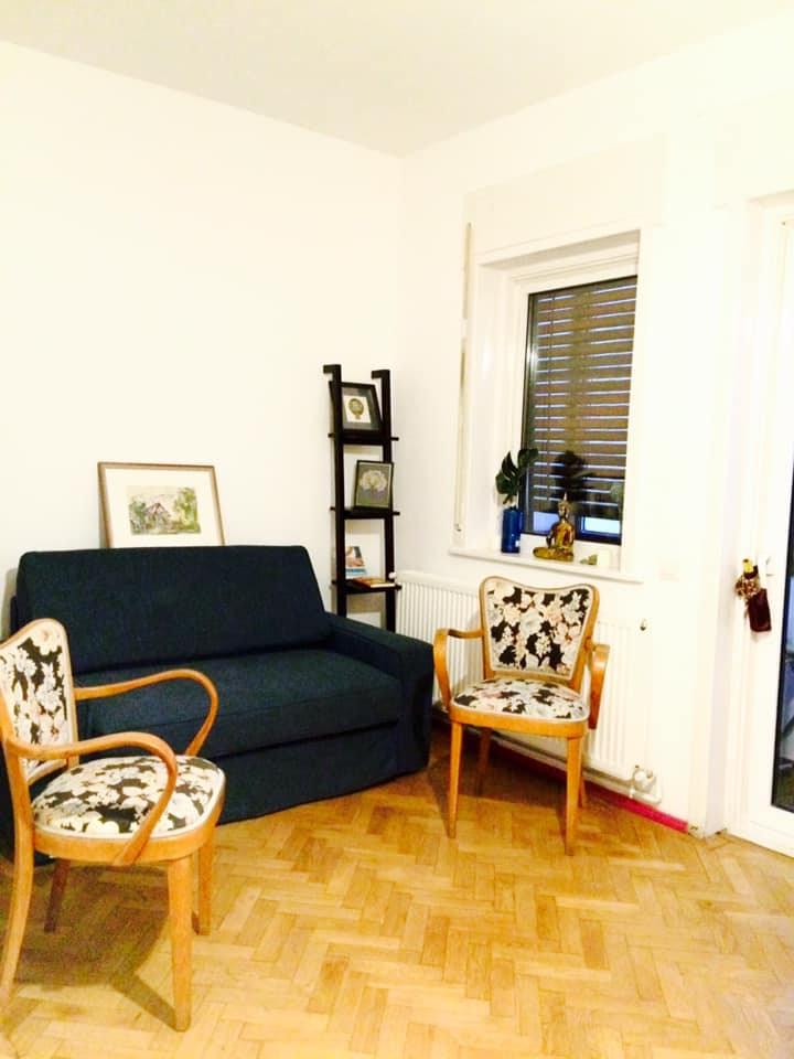 SOLD !!! 3 Rooms Apartment Dorobanti Perla Turkey Embassy