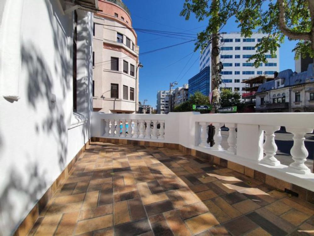 Parter Vila | Calderon | Rosetti| Gradina Icoanei | Office | Rent
