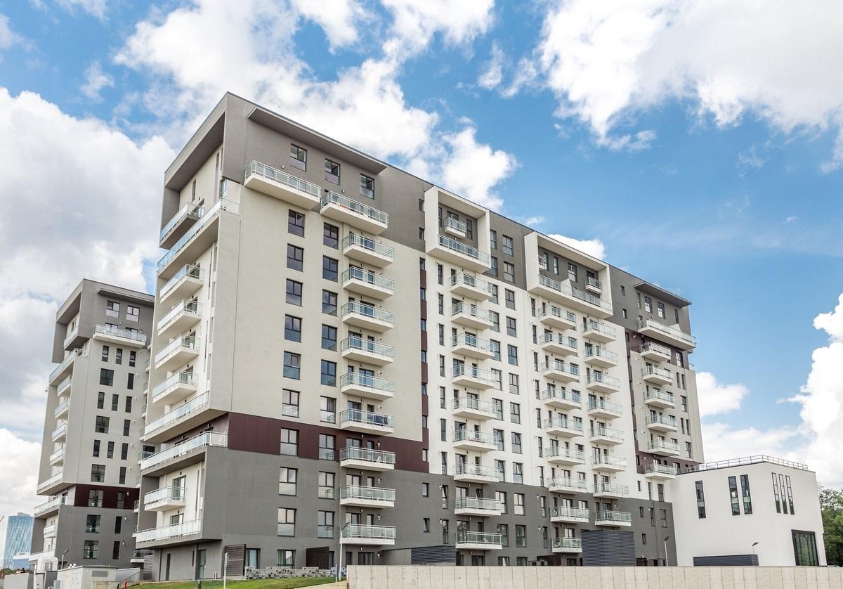 Pipera Promenada Aviatiei apartment
