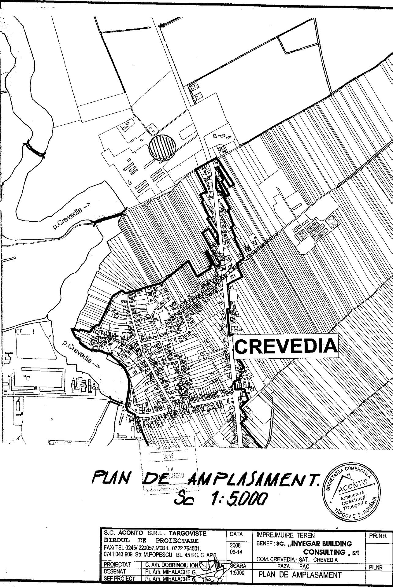 Industrial Land Crevedia